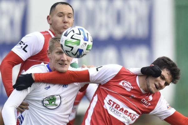 Fotbal: FK Pardubice - FK Mladá Boleslav