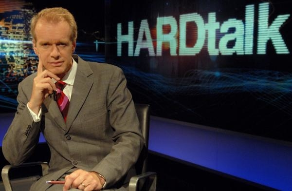 Sleduj online talk show HARDtalk na BBC World News!
