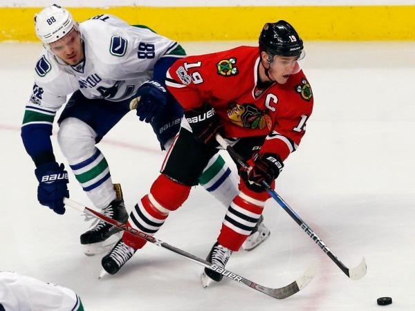 Vancouver Canucks - Chicago Blackhawks