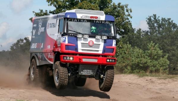 Motorismus: Buggyra před Dakarem