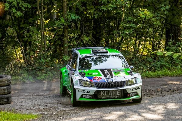 MSR 3. DeutschMan Rally Trebišov