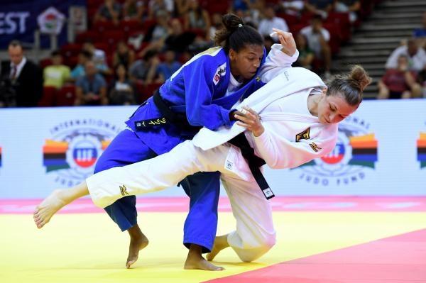 Judo: IJF World Tour 2020 Německo