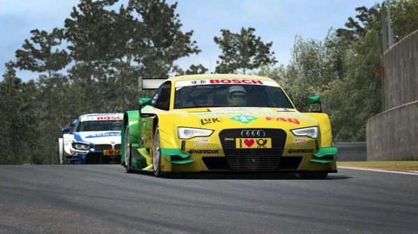 DTM Esports Classic Challenge