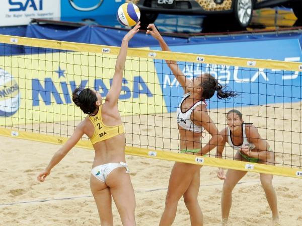 FIVB Beach Volleyball - Varšava