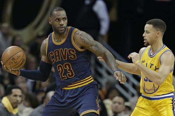Finálová série NBA 2016