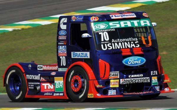 Racing magazine