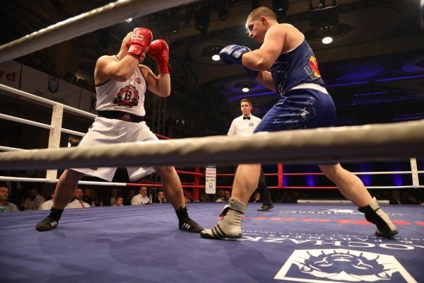 Boxing Lucerna 2019