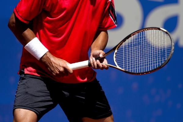 Tenis: Belgie - Španělsko