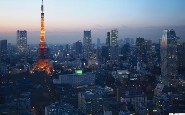Út Tokióba