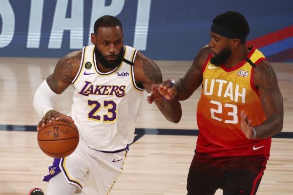 Los Angeles Lakers - Utah Jazz