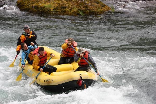 Výzva - Divoká voda a rafting