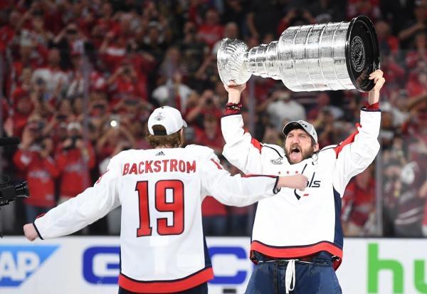 Washinghton Capitals - vítěz Stanley Cupu 2018