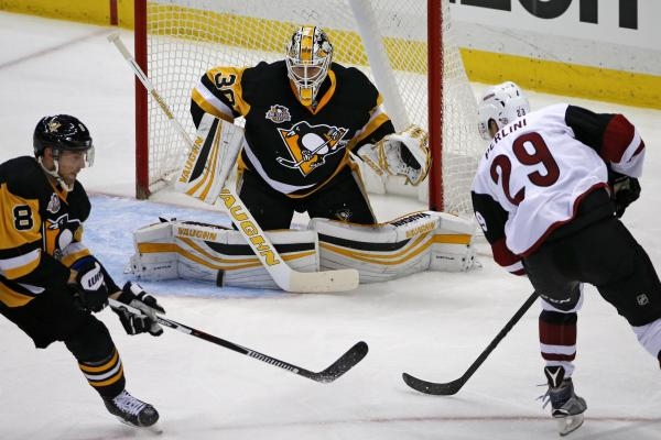 Pittsburgh Penguins - Arizona Coyotes