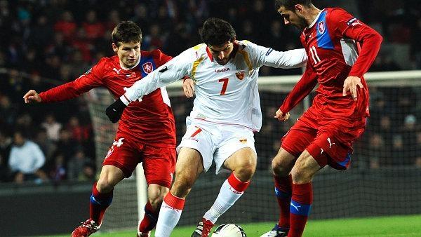 Fotbal: Česko - Moldavsko