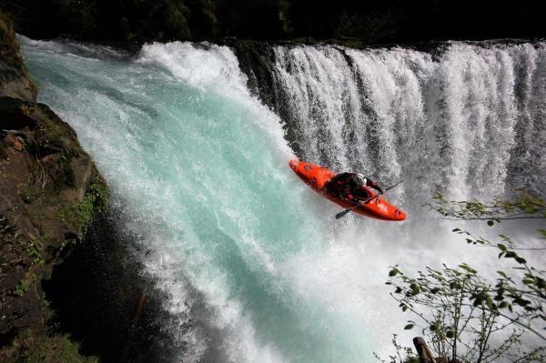 Wild and Young - Kayak Portrait Adiran Mattern