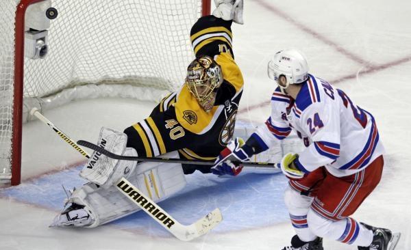 New York Rangers - Boston Bruins