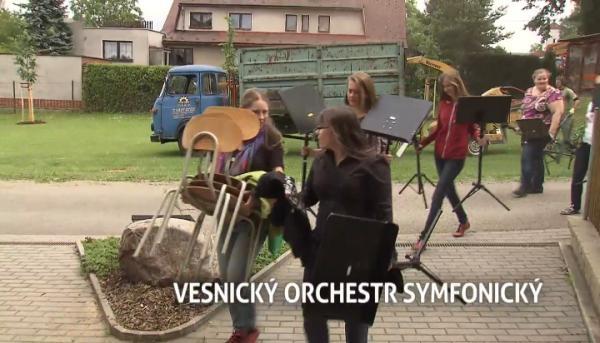 Vesnický orchestr symfonický