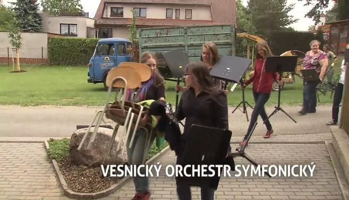 Dokument Vesnický orchestr symfonický