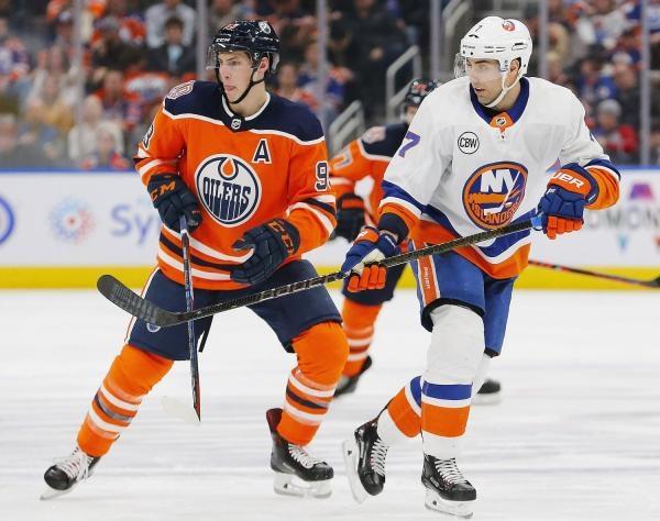 Edmonton Oilers - New York Islanders