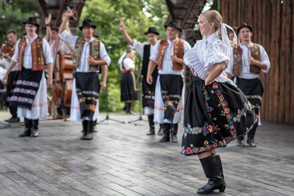 Folklórny festival Detva