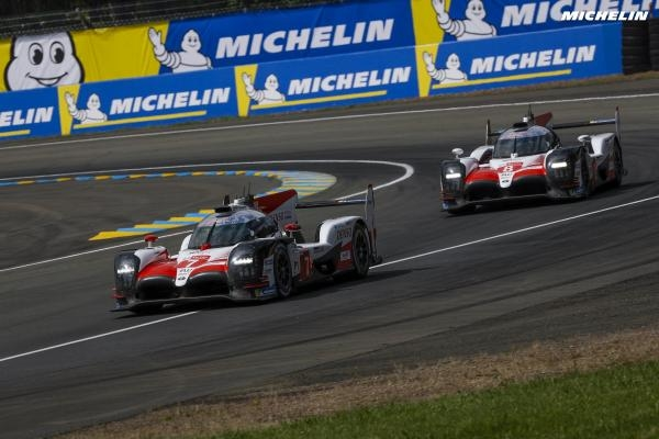 Michellin Le Mans Series - Red Bull Ring