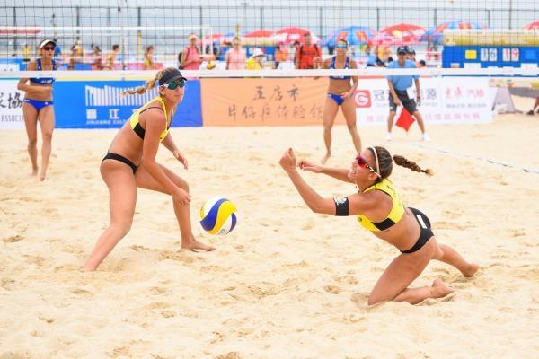 FIVB Beach Volleyball - Jinjiang