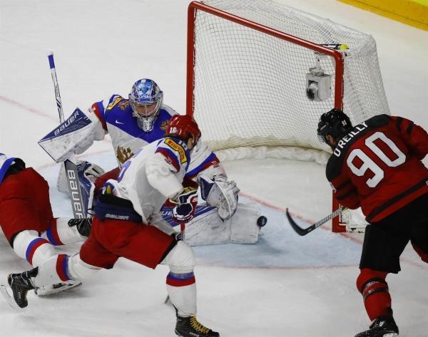 Hokej: Rusko - Kanada