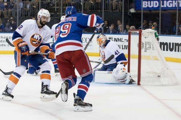 New York Islanders - New York Rangers