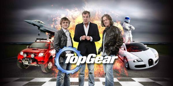 Top Gear 2008