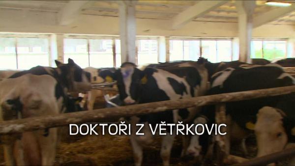 Doktoři z Větřkovic