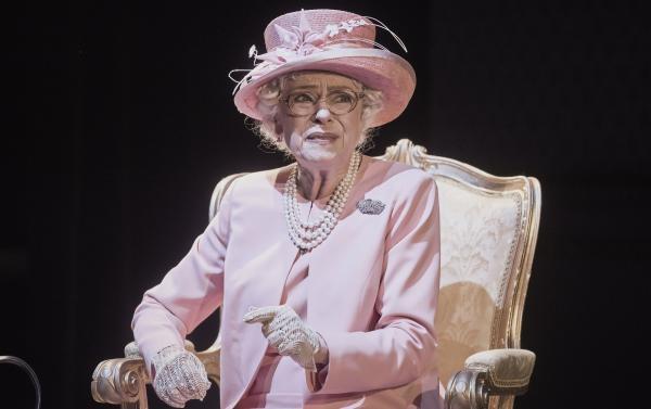 Audience u královny