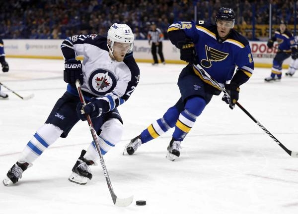 Winnipeg Jets - St. Louis Blues