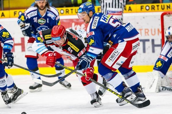 Hokej: HC Kometa Brno - Mountfield HK