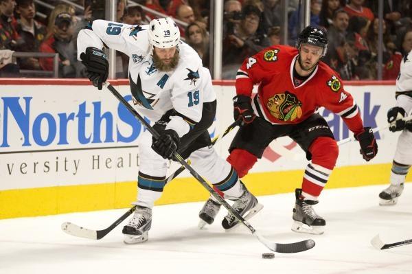 Chicago Blackhawks - San Jose Sharks