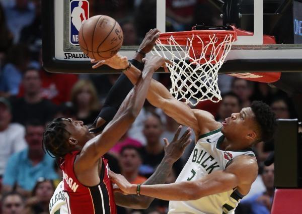 NBA - Nejlepší bloky 2015-2020
