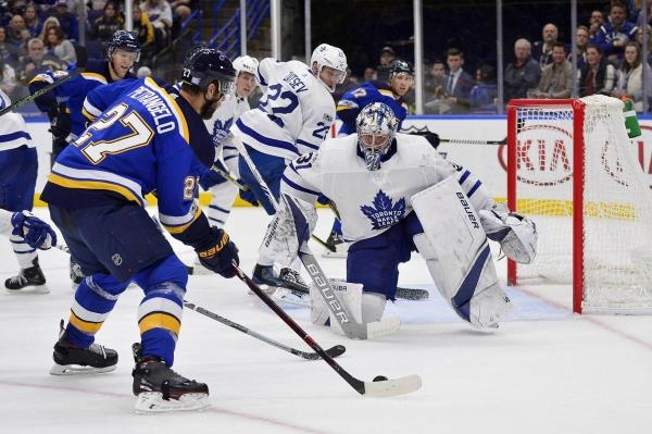 Toronto Maple Leafs - St. Louis Blues