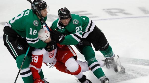 Detroit Red Wings - Dallas Stars