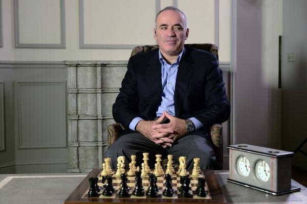 Dokument Karpov vs. Kasparov