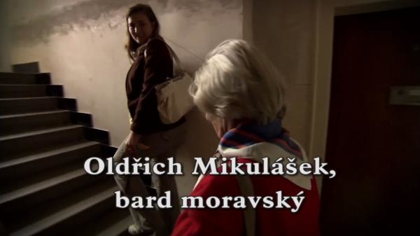 Dokument Oldřich Mikulášek, bard moravský