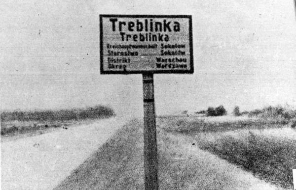 Dokument Vzpomínky na Treblinku