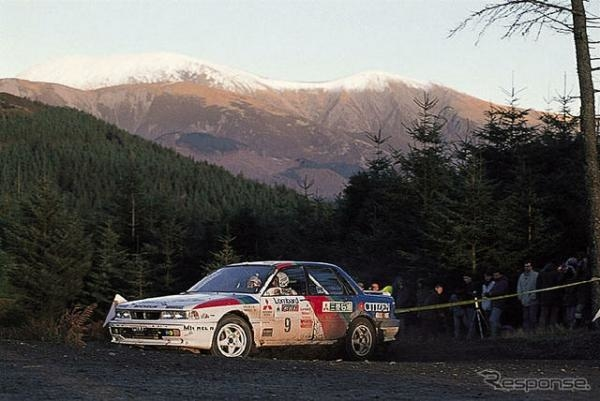 WRC History 1990