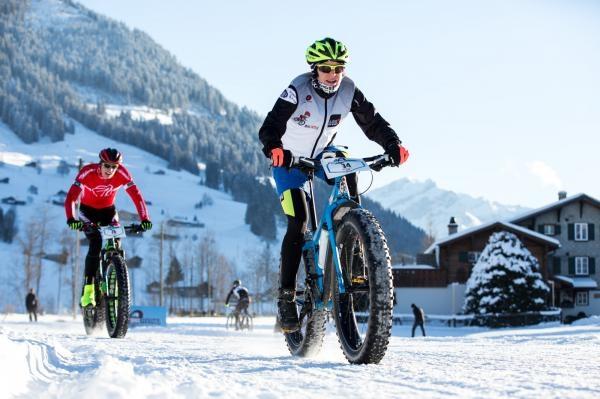 Snowbike Festival & Tom Evans Profile