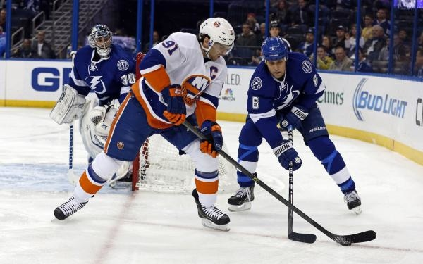 Tampa Bay Lightning - New York Islanders