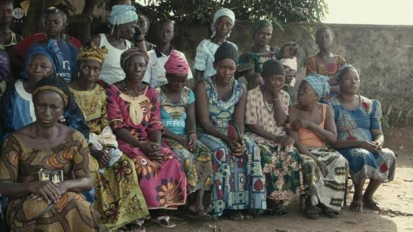 Sierra Leone: Ježíš v ulicích