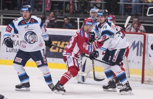 Hokej: HC Oceláři Třinec - Bílí Tygři Liberec