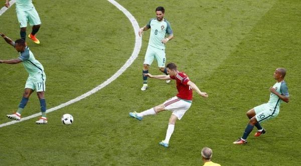 Fotbal: Maďarsko - Portugalsko