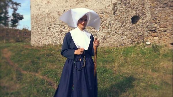 Svatá Kateřina Labouré
