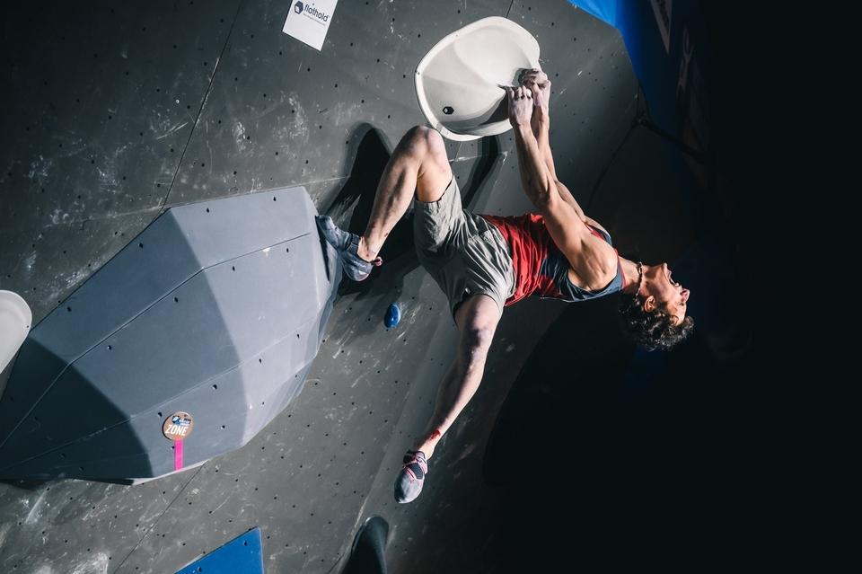 Sportovní lezení