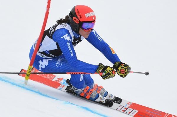 Zjazdové lyžovanie - SP - obrovský slalom