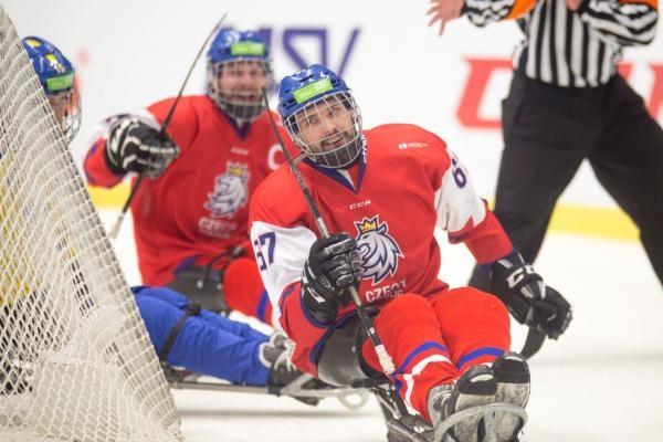 Para hokej: Česko - USA